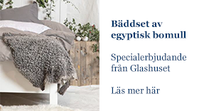 Erbjudande från GLASHUSET – House Of Brands For Good Living