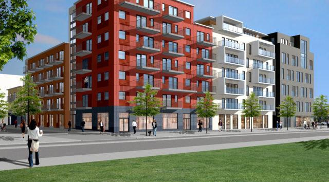 På bästa affärsläge hyr vi nu ut våra nya butikslokaler i Västra Hamnen