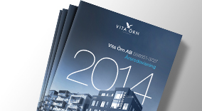 Årsredovisning för 2014