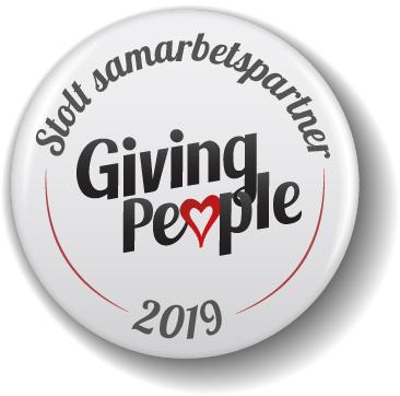 Vita Örn sponsrar Giving People